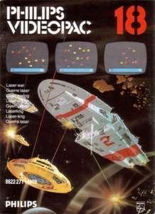 Laser War #18