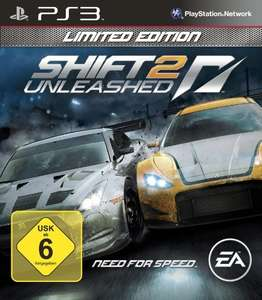 Need for Speed: Shift 2 Unleashed #Limited Edition