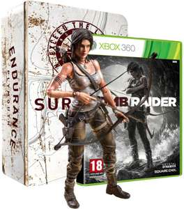Tomb Raider #Collector's Edition