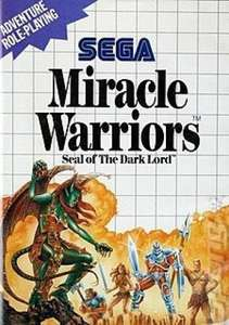 Miracle Warriors - Seal of The Dark Lord