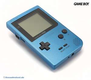 Konsole #blau metallic