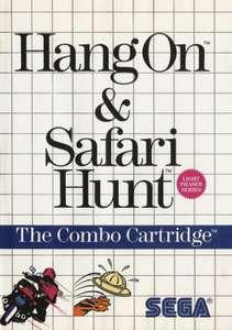 2 in 1 - Hang On & Safari Hunt