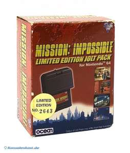 Rumble Pak Jolt Pack Mission: Impossible LE [Joy Tech]