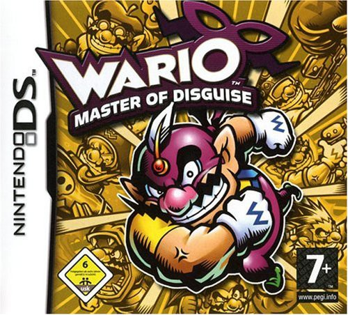 Wario Master of Disguise