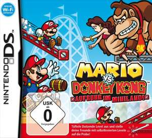Mario vs Donkey Kong: Mini Land Mayhem!