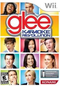 Karaoke Revolution: Glee 1