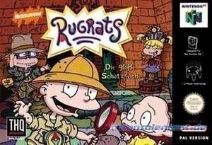 Rugrats: Die große Schatzsuche / Treasure Hunt