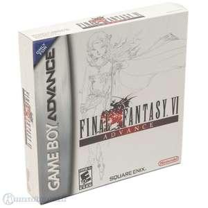 Final Fantasy VI / 6 Advance