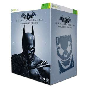 Batman: Arkham Origins #Collector's Edition
