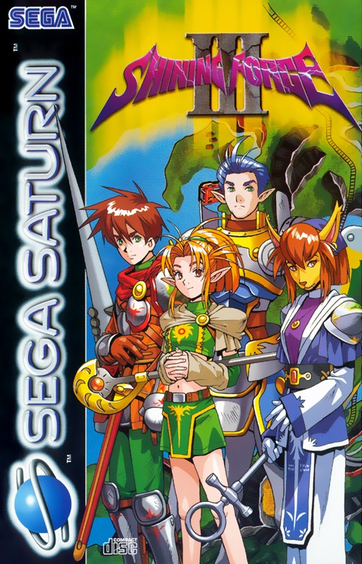 Saturn - Shining Force 3