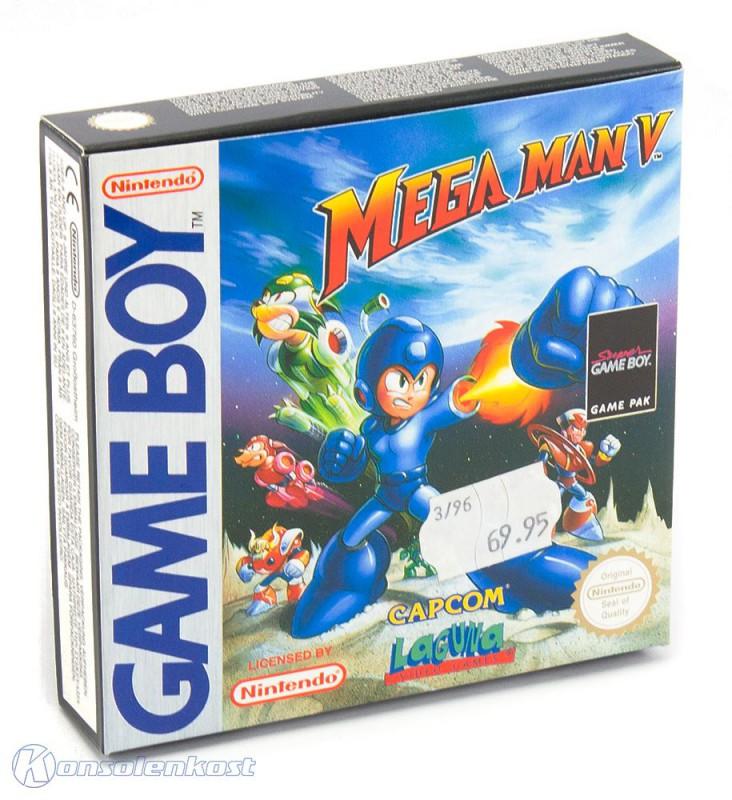 Mega Man V / 5