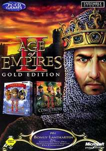Age of Empires 2 #Gold Edition