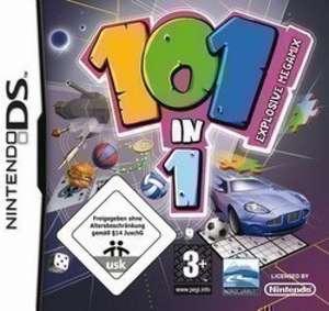 101 Spiele in 1 - Explosive Megamix