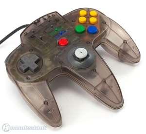 Controller / Pad mit Turbo #lila-transp. [Ascii]