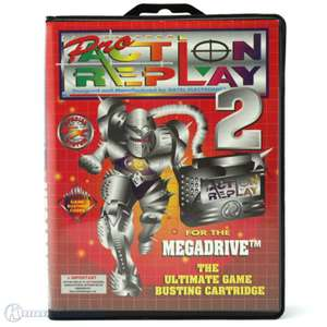 Action Replay 2