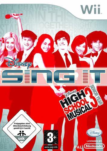 Disney Sing It: High School Musical 3 Senior Year