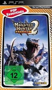 Monster Hunter: Freedom 2 [Essentials]