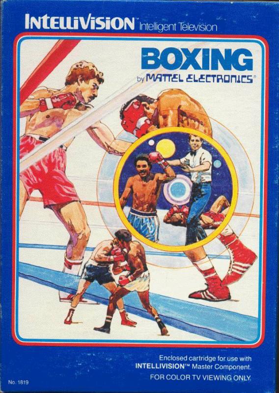 Specials - Intellivision - Boxing