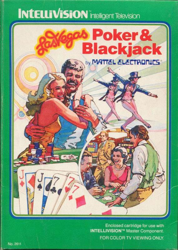 Specials - Intellivision - Poker & Blackjack