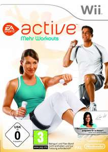EA Sports Active: Mehr Workouts / More Workouts