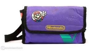 Original Tasche / Carry Case / Bag / Koffer für Konsole, Spiele & Zubehör #lila [Nintendo]