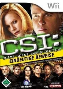 CSI: Crime Scene Investigation: Eindeutige Beweise / Hard Evidence