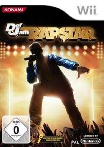 Def Jam Rapstar / DefJam + Mikrofon