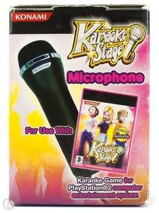 Mikrofon / Microphone [Karaoke Stage] [Konami]