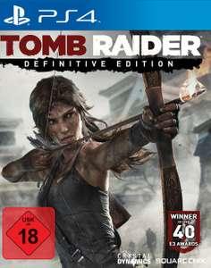 Tomb Raider #Definitive Edition