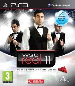 World Snooker Championship 11 / WSC Real 2011