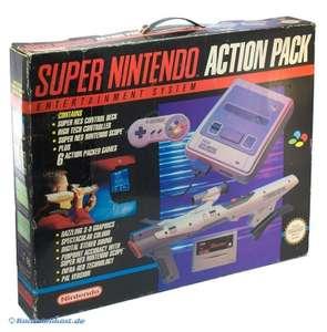 Konsole #Action Pack + Spiel + Original Controller + Scope + Zubehör