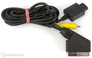 AV Scart Kabel mit Cinch Out #einfach [verschiedene Hersteller]