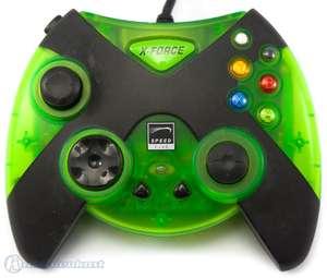 Controller / Pad #schwarz-grün X-Force [Speedlink]