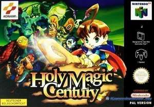 Holy Magic Century