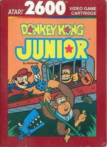 Donkey Kong Junior #Redlabel