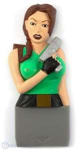 Memory Card / Memorycard / Speicherkarte 1 MB #Tomb Raider: Lara Croft Design