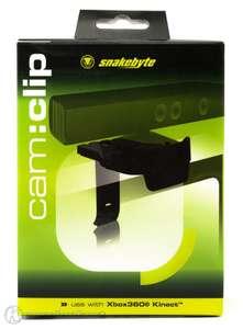 Kinect TV-Halterung / Camera Clip [Snakebyte]