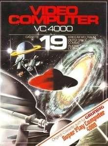 Cassette 19 - Krieg im Weltraum