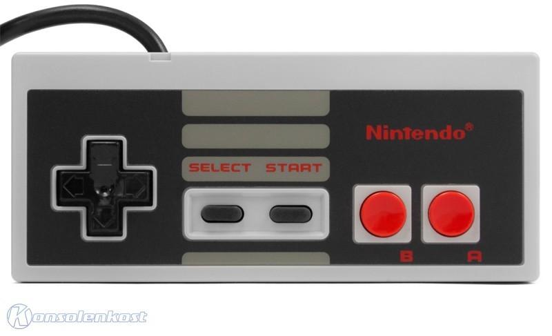 NES - Original Controller NES-004E [Nintendo]