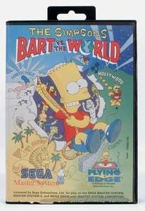 Simpsons: Bart vs. The World
