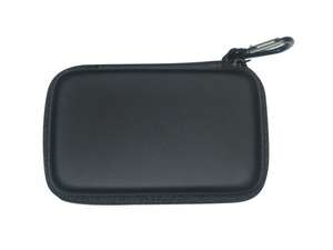 Eva Carry Case *BLACK* for Nintendo DSLite