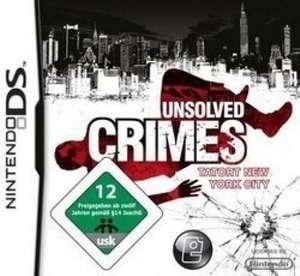 Unsolved Crimes: Tatort New York City