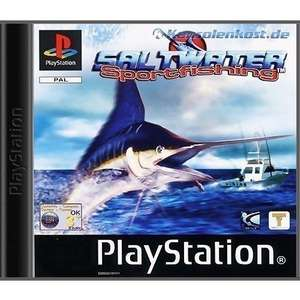 Saltwater Sportfishing