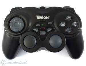 Controller / Pad Wireless #schwarz MD85175 [Tevion]