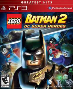 LEGO Batman 2: DC Super Heroes [Greatest Hits]