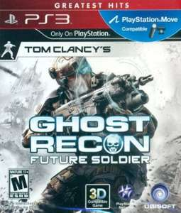 Ghost Recon: Future Soldier [Greatest Hits]