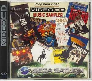 VideoCD Music Sampler