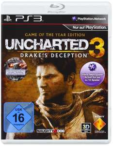 Uncharted 3: Drake's Deception #Game of the Year Edition