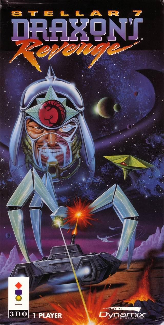 3DO - Stellar 7: Draxon\'s Revenge