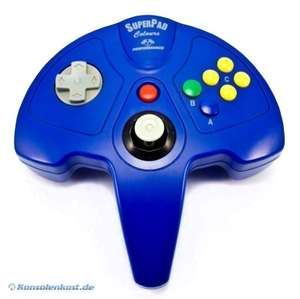 Controller / Pad #blau Performance SuperPad Colours